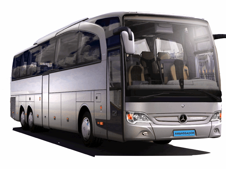luxury bus coach